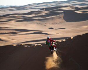Anche quest'anno la Dakar fa la sua vittima: Pierre Cherpin