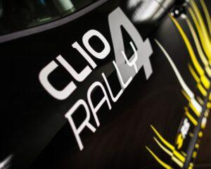 Clio Rally4: presentazione al Rally di Montecarlo
