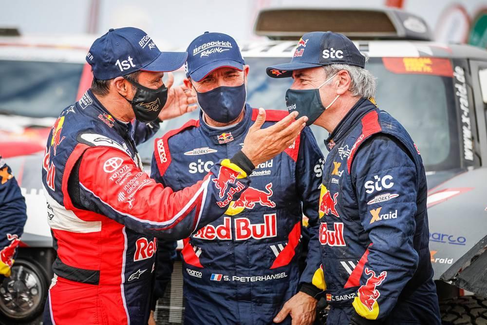 """Carlos Sainz: """"Non posso essere del tutto felice di questa Dakar"""""""