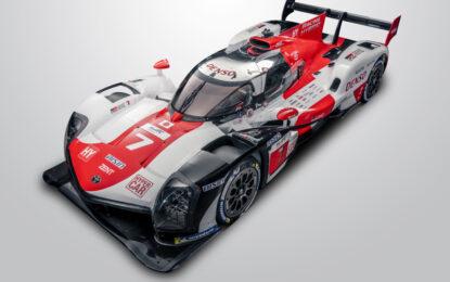 TOYOTA GAZOO Racing presenta la Hypercar GR010 HYBRID