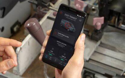 FordPass Pro e Guard Mode: avvisi in tempo reale sullo smartphone