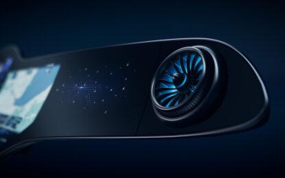 EQS con MBUX Hyperscreen: il grande cinema in auto
