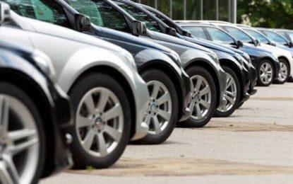 Mercato auto: a gennaio immatricolazioni in calo del 14%