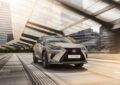 Lexus lancia la nuova gamma NX Hybrid MY21