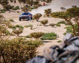 Dakar: Sainz e Price prendono il comando
