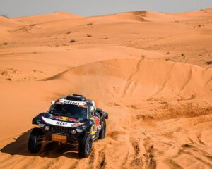 Dakar: Barreda e Sainz dominano la sesta tappa