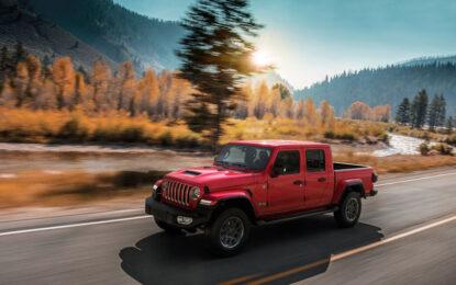 Ordini aperti per la nuova Jeep Gladiator