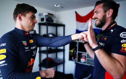 Verstappen: obiettivo distruggere Perez