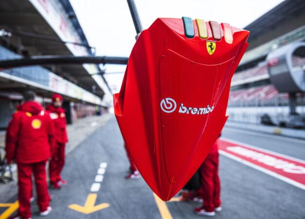 Rinnovo della partnership tra Scuderia Ferrari e Brembo