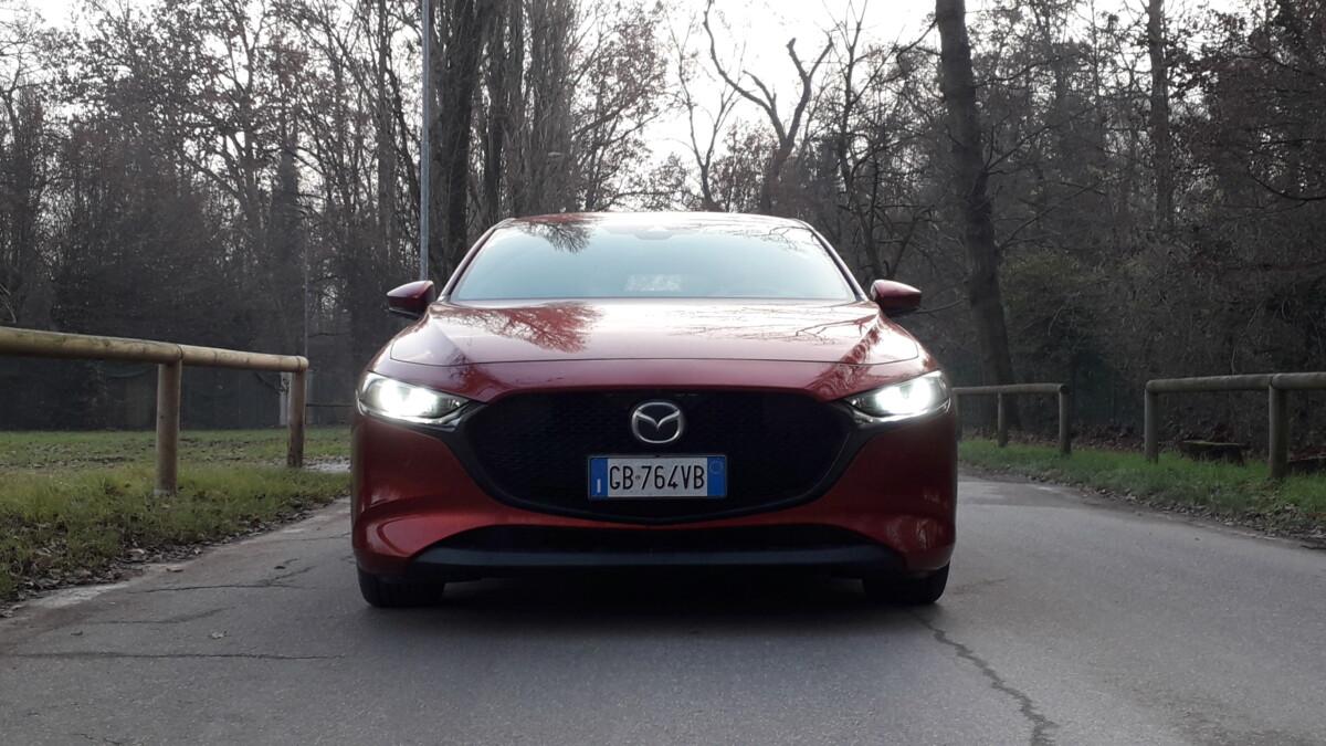 Fotogallery: Mazda3 SKYACTIVE-G M Hybrid 6MT