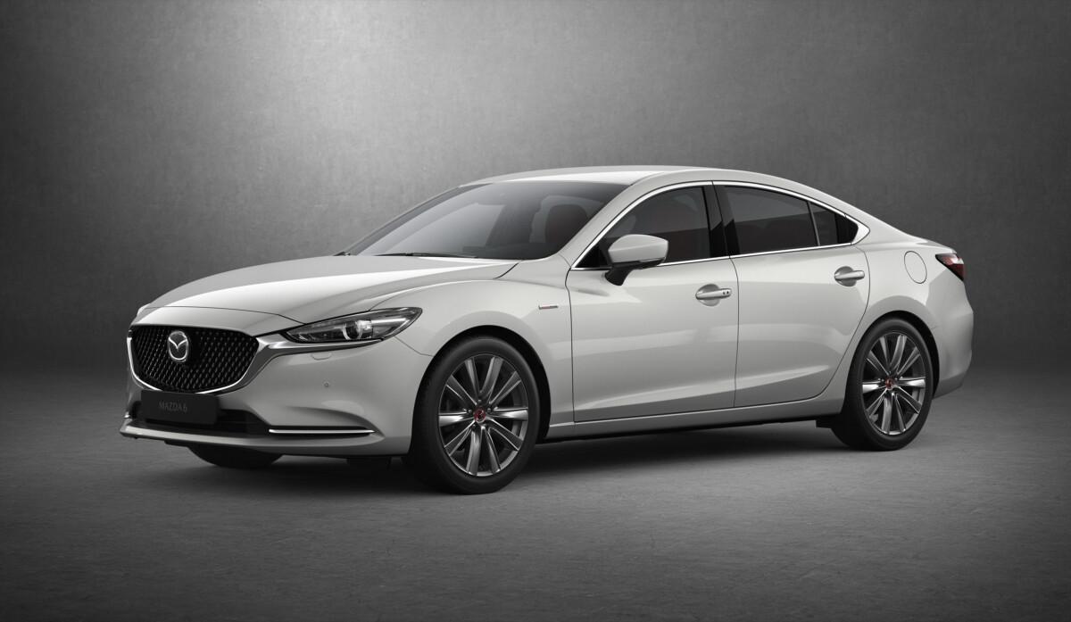 Mazda6 2021: ancora più esclusiva e tecnologica