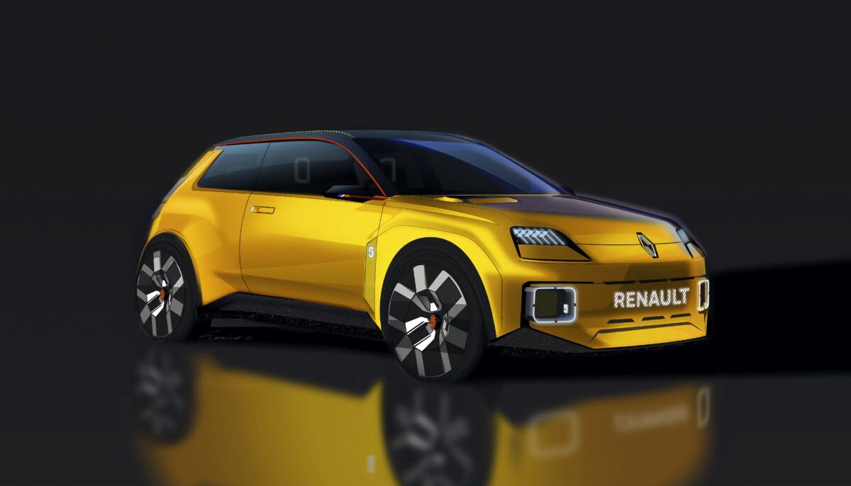 Renault 5 Prototype: prosegue il viaggio dietro le quinte