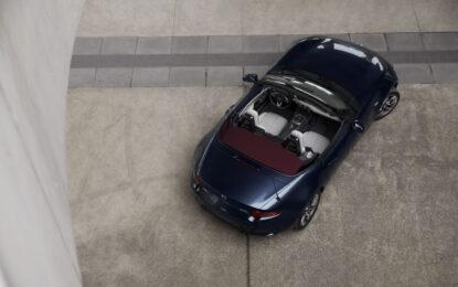 Mazda MX-5 2021: evoluzione di una leggenda