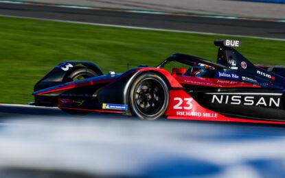 Formula E: Nissan e.dams pronta per la nuova stagione