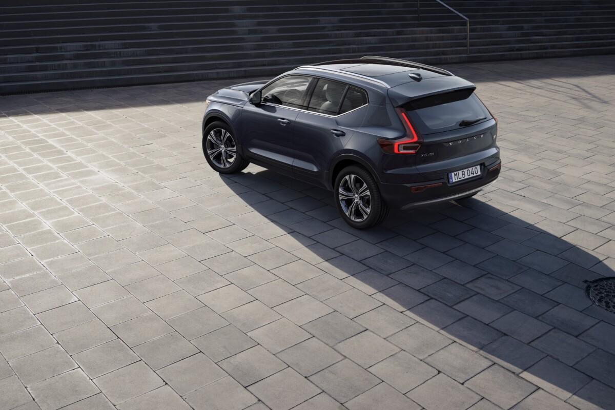 Volvo Cars: a gennaio le vendite globali aumentano del 30,2%