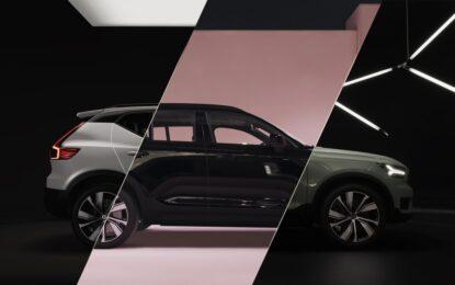 Nuovo Innovation Portal di Volvo Cars