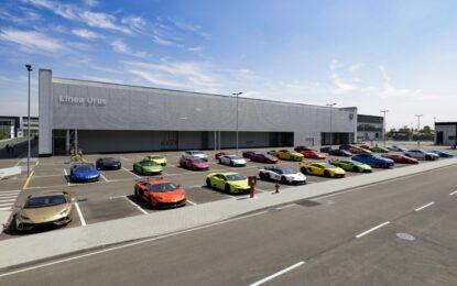 Cambi organizzativi in Lamborghini: arrivano Foschini e Bravo