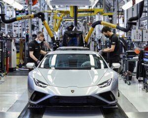 Automobili Lamborghini e l'alternanza generazionale