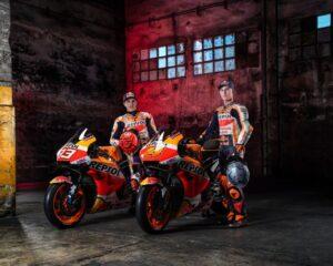 Repsol Honda Team: la RC213V di Marquez ed Espargaro