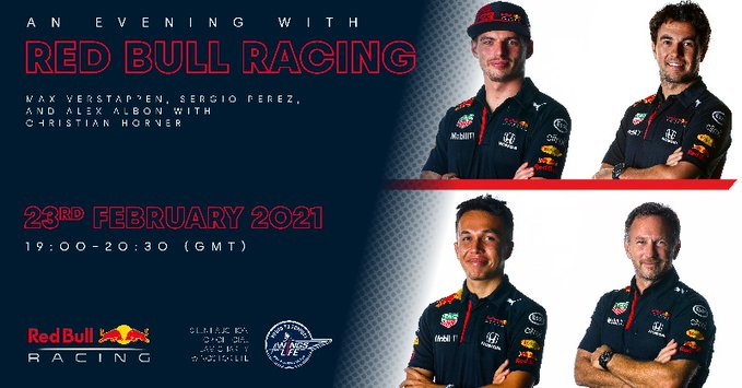 Il 23 febbraio è il giorno della Red Bull di Verstappen e Perez