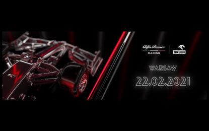 Il giorno dell'Alfa Romeo Racing C41