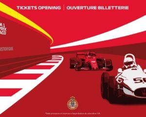 Monaco GP Historique 2021 e l'omaggio alla Ferrari. Pare con pubblico