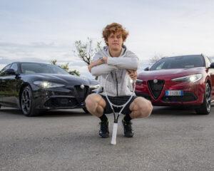 Alfa Romeo festeggia con Sinner il secondo trionfo in un torneo ATP