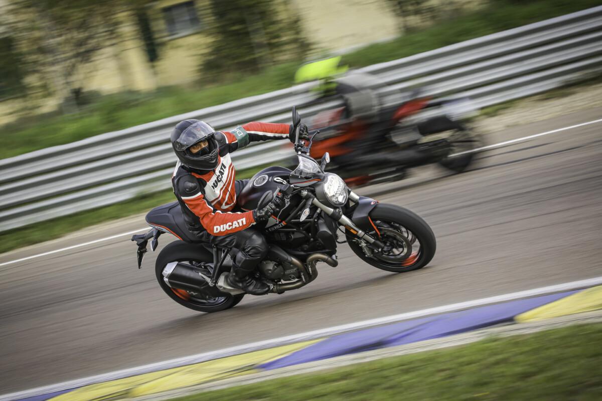 Aperte le iscrizioni ai corsi Ducati Riding Academy 2021