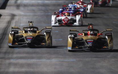 Formula E: DS sul podio nella seconda gara a Diriyah