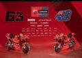 Presentato il Ducati Lenovo Team 2021 di Miller e Bagnaia