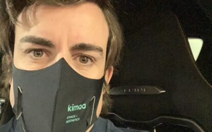 Alpine F1 sull'incidente di Alonso: è cosciente. Esami domani