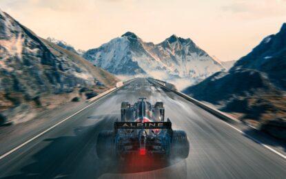 Alpine F1 Team: presentazione il 2 marzo