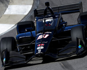 Grosjean riparte dal Barber Motorsports Park