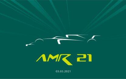 La Aston Martin di Vettel e Stroll si chiamerà AMR21