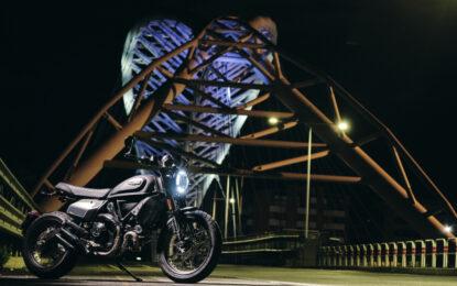 La gamma Scrambler Ducati 2021 nei concessionari