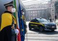 Peugeot e-208 per la Guardia di Finanza