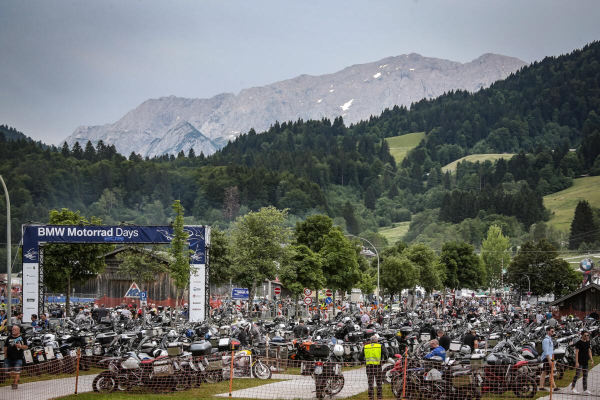 BMW Motorrad Days cancellati e rinviati a luglio 2022