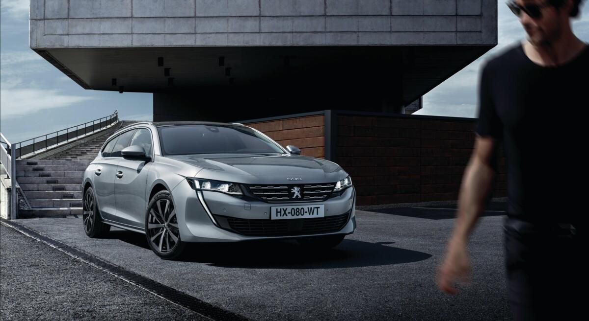 Peugeot 508: carattere e classe innata