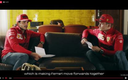 Scuderia Ferrari: la presentazione del team 2021