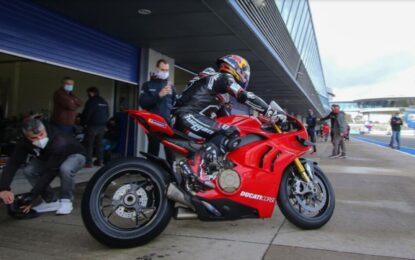 MotoGP: Ducati a Jerez per due giorni di test