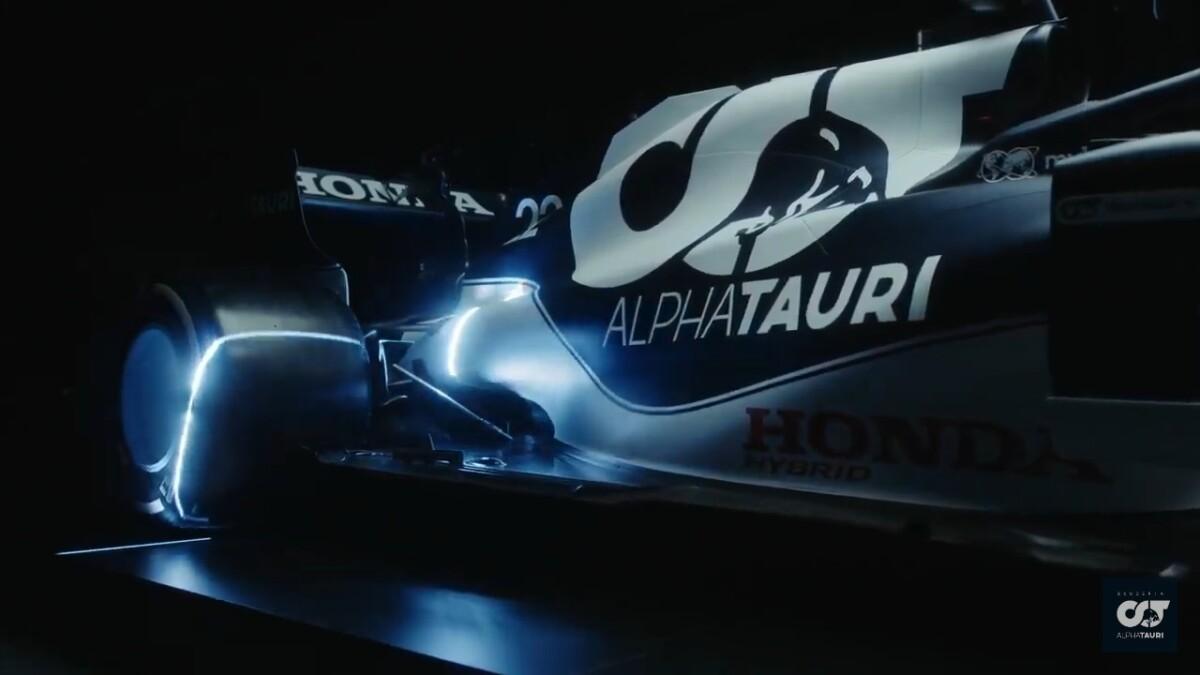 Fotogallery: AlphaTauri AT02