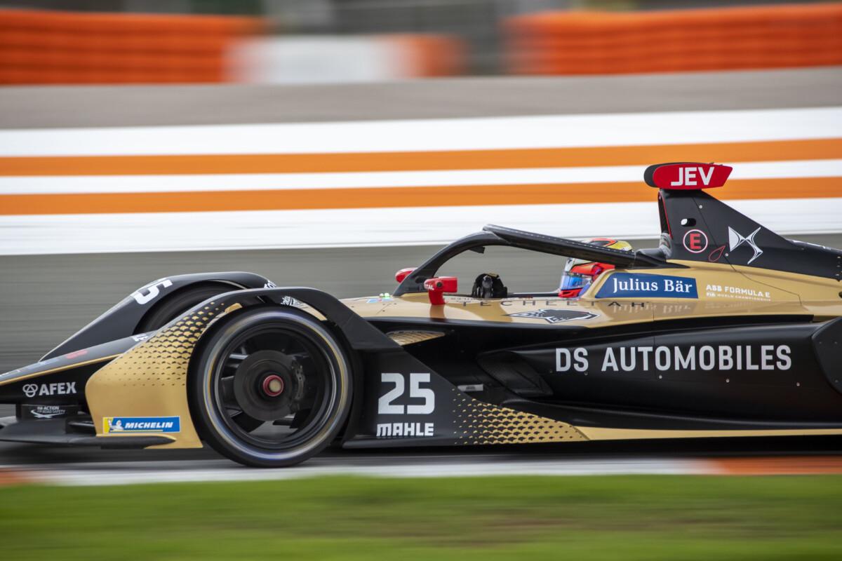 Formula E: DS pronta a difendere il doppio titolo