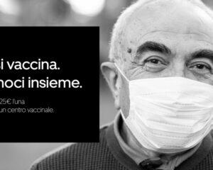 Uber: 20mila corse gratuite per la campagna vaccini