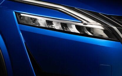 Nuovo Nissan Qashqai: il teaser