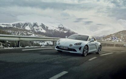 Alpine A110 miglior auto sportiva per Auto, Motor und Sport