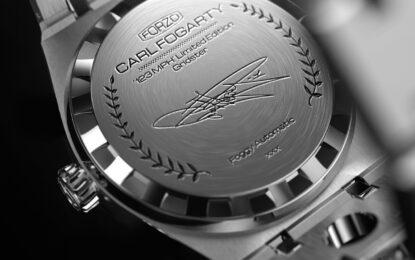 Fogarty e FORZO: un orologio ispirato alle gare motociclistiche