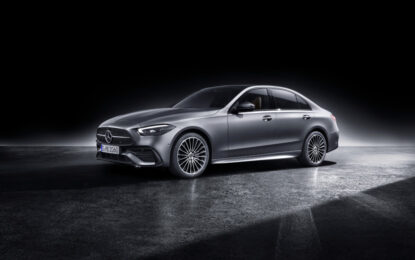 Nuova Classe C: la 'Baby Benz' diventa adulta