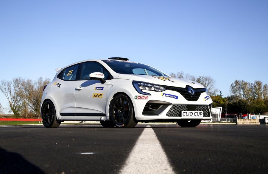 Prime anticipazioni sulla nuova Clio Cup