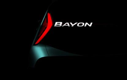 Nuova Hyundai BAYON: anteprima mondiale martedì 2 marzo