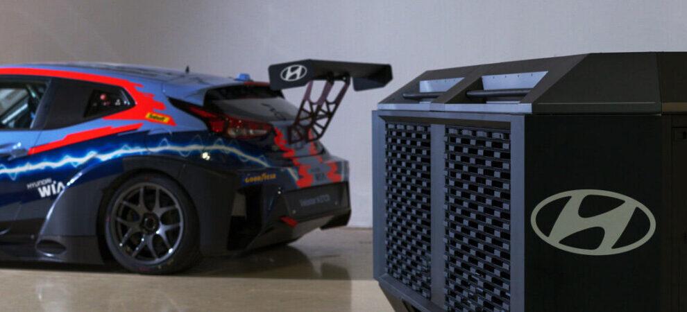 Hyundai Motorsport: performance e sostenibilità con Veloster N ETCR